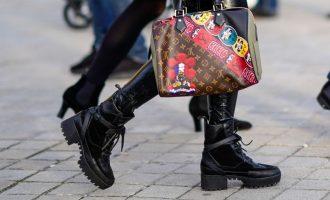 Biker boots: Stylové boty, ve kterých přežijete celou zimu