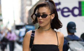 Bella Hadid a sluneční brýle: Love story, která nás baví