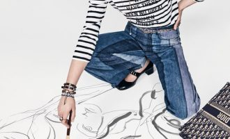 Dior přináší feministickou message i v kampani pro Spring 2018