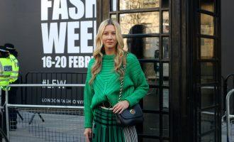 Street style z první ruky: Fashion Week v Londýně