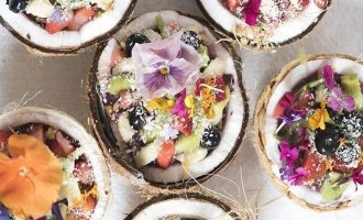 Gourmet trend: Jedlé květiny