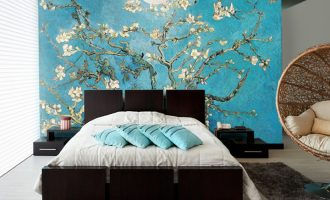 Jak na interiérový mural art?