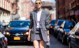 Trend nadcházejícího jara: Jak nosit kostkovaný vzor?