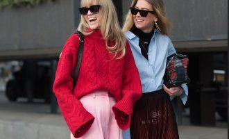 Módní inspirace ze Stockholmu: Skandinávský street style