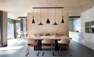Home decor: V hlavní roli dřevo