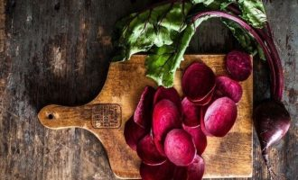 Zdravé recepty: V hlavní roli červená řepa