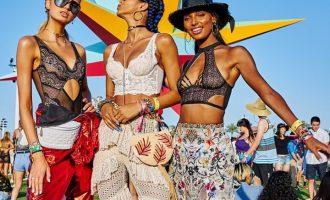 Nejlepší outfity z legendárního pouštního festivalu Coachella!