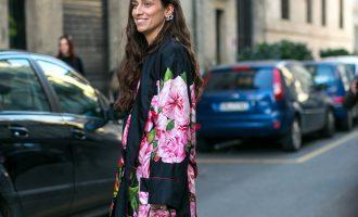 Jak nosit stylová kimona?