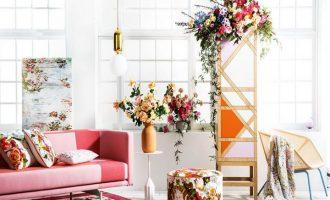 Pět tipů na jarní výzdobu interiéru