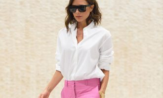 Nejlepší outfity a triky Victorie Beckham