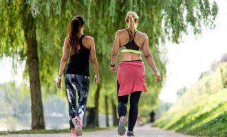Krok za krokem aneb shoďte chůzí přebytečná kila