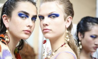 Beauty trend: Barevný make-up