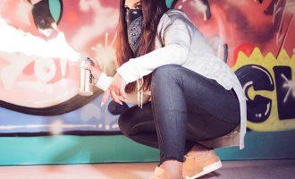 Oslavte český street art úspěchem Sany a setkejte se s ní na speciálním eventu
