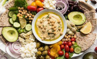 Rychlá a jednoduchá vegan party jídla!