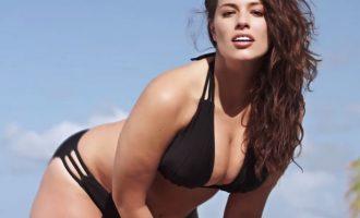 Inspirace: Jak nosí plavky krásky plných tvarů?