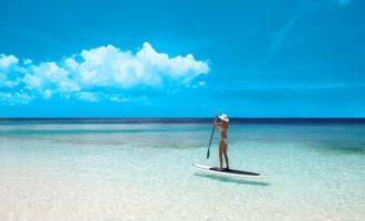 Summer vibe: Vyzkoušejte paddleboarding!
