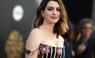 Lekce stylu od herečky Anne Hathaway
