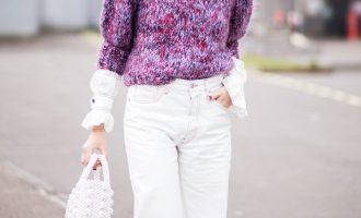 Bílé džíny stylově: Jak nešlápnout vedle?