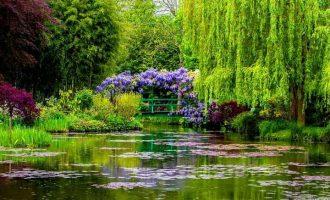 Objevte nejkrásnější evropské zahrady