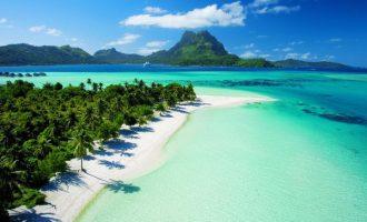 Poznejte nejkrásnější pláže na světě