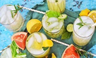 Jak si připravit ty nejlepší domácí limonády?