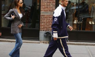 Victoria a David Beckham: Jejich styl od devadesátek po současnost!