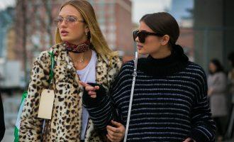 Taylor Hill a Romee Strijd: Nejlepší BFF outfity modelek Victoria's Secret
