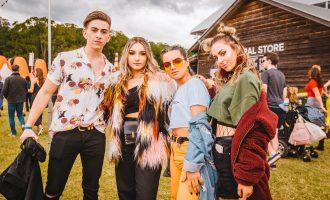 Nejlepší outfity z hudebního festivalu Splendour in the Grass 2018
