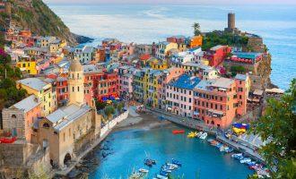 Na cestě po krásných italských vesničkách