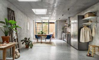 Moderní interiér: Dáte šanci betonu?