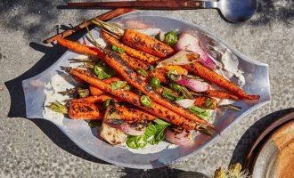 Vegetariánské grilování: Více než jen zelenina