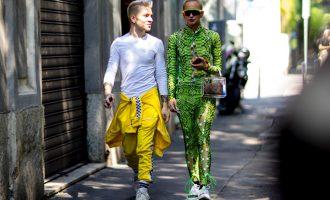 Milánský throwback: Inspirujte se street stylem z pánského fashion weeku
