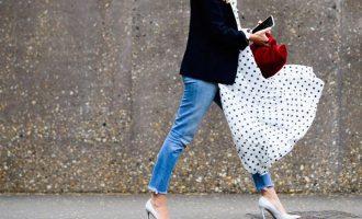 Outfity z Instagramu za minulý týden: Stay cool a puntíky