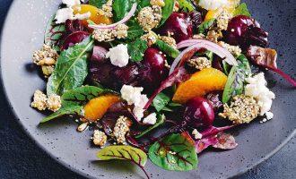 Top 3 gourmet saláty na horké letní dny