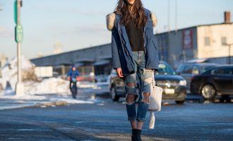 Trend alert: Roztrhané džíny jsou zpět!