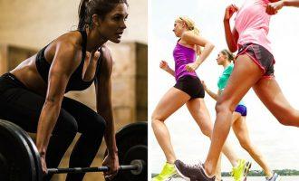Kardio versus posilování: Jaký trénink vás dovede ke štíhlé postavě?