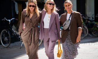 Nejlepší street style outfity z kodaňského týdne módy
