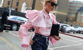 Puff sleeves: Oblíbený trend se vrací do ulic