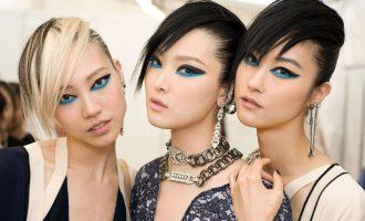Letní beauty trend: Barevné stíny a linky