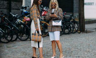 Nejlepší street style outfity z Oslo Fashion Week