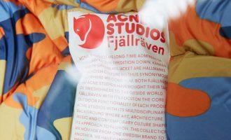 Jak vypadá spolupráce značek Fjällräven a Acne Studios?