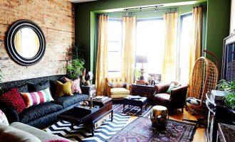 Eklektický interiér: Odvážný, kreativní a zcela ve vaší režii