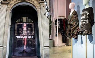 Zadig & Voltaire nově na Luisa Via Roma