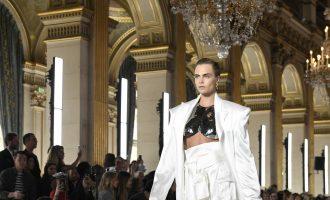 Paris Fashion Week, část II.: Sportovní Off-White, nadčasový Balmain i hravý Rochas