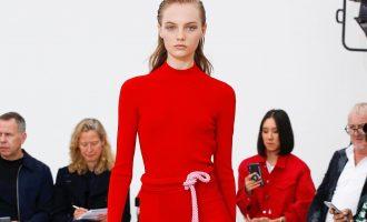 London Fashion Week, část I.: Viktoriánský Erdem i snový Delpozo