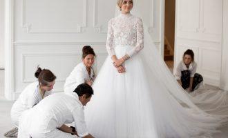 Svatba, jež předčila royal wedding: Jak vznikly svatební šaty či boty s diamanty Chiary Ferragni?