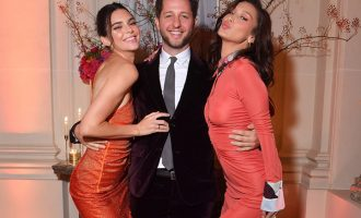 Style Report: Jakou party uspořádal Derek Blasberg na Paris Fashion Week?