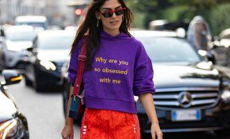 Jaké trendy přinesl street style na Milan Fashion Week?