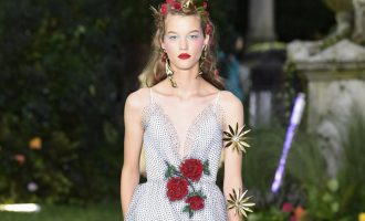 New York Fashion Week, část II.: Hvězdný Brandon Maxwell i romantický Rodarte