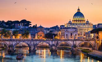 Top evropské cestování: Řím, Londýn či Mnichov?